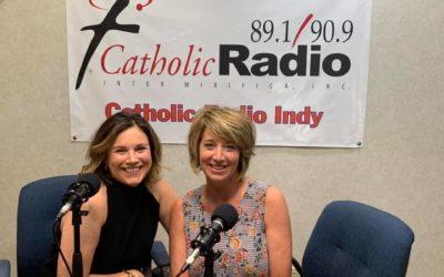 We are on Catholic Radio